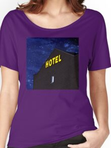 Hotel Women's Relaxed Fit T-Shirt