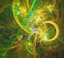 Tokyo Stoplight a Go Go | Fractal Starscape by SirDouglasFresh