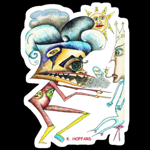 Alien War by Hoffard