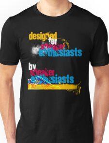 oO BACK of first shirt Oo Unisex T-Shirt
