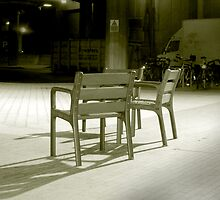 The Chairs by Zoltan