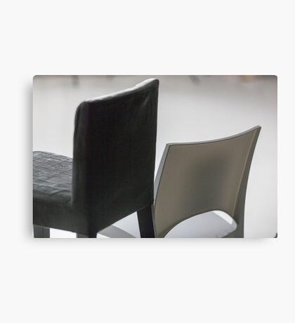chair in the house Canvas Print