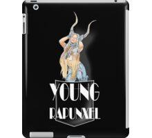 Azealia Banks – Young Rapunxel - BLACK iPad Case/Skin