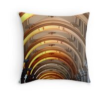 Of times gone by Throw Pillow
