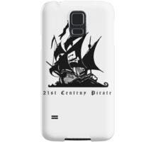 21st Century Pirate Samsung Galaxy Case/Skin