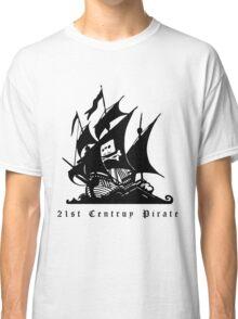 21st Century Pirate Classic T-Shirt