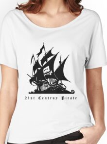 21st Century Pirate Women's Relaxed Fit T-Shirt