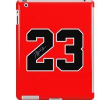 #23 MJ iPad Case/Skin