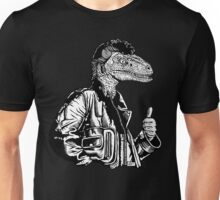 Greaseraptor Unisex T-Shirt