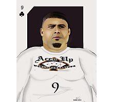 9 of Club - Ronaldo Photographic Print