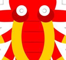 Aztec scorpion V2 Sticker