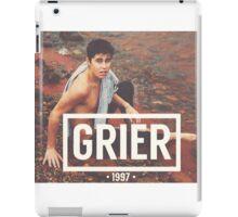 Grier iPad Case/Skin