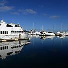 Southport Yacht Club. Gold Coast, Qld, Australia. by Ralph de Zilva