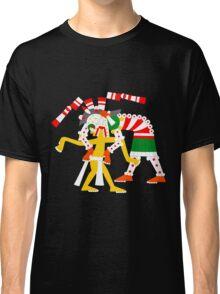 Aztec Zombie - Codex Laud 05 Classic T-Shirt