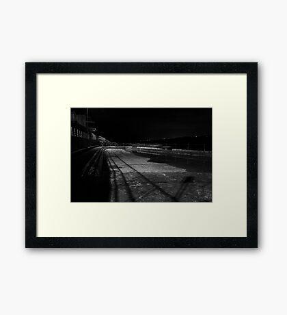 Bondi Beach Pool #3 Framed Print