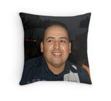 Bashir Throw Pillow