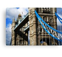 London Calling 0.2 Canvas Print
