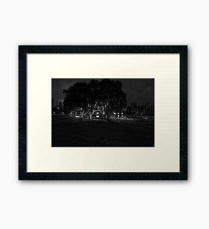 Rushcutters Bay #1 Framed Print