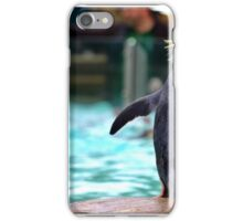 Penguin Parade at London Zoo ZSL  iPhone Case/Skin
