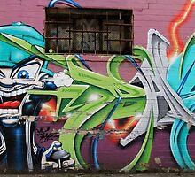Street Art: global edition # 49 by fenjay