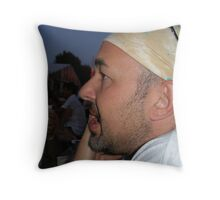 Bebo Throw Pillow