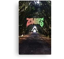 Flatbush Zombies x Maynooth Canvas Print