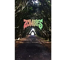 Flatbush Zombies x Maynooth Photographic Print