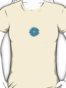 Gerbera - Blue T-Shirt