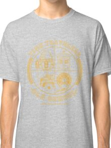 TIME TRAVELERS OLD SCHOOL Classic T-Shirt