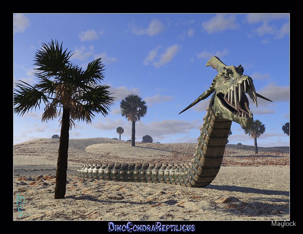 Dinoconda Reptilicus by Maylock