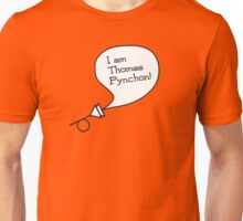 I am Thomas Pynchon! Unisex T-Shirt