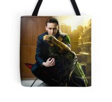 Two-Face: Tom & Loki Tote Bag