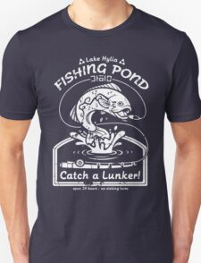 Fishing Pond Unisex T-Shirt