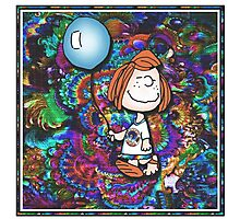 peppermint patty Photographic Print
