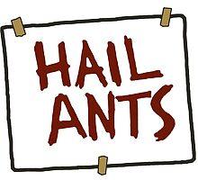 Hail Ants! by flashman
