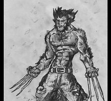 Wolverine by ncolby