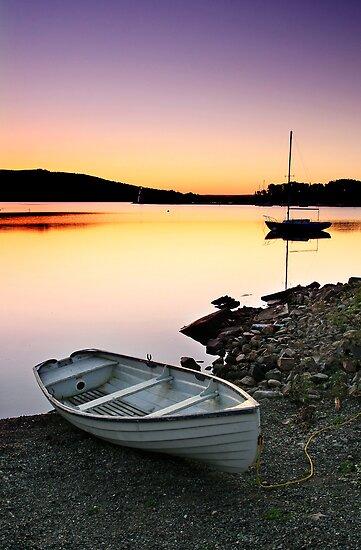 Serene Dawn by Annette Blattman