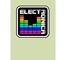 Electronica Colorful Meter Photographic Print