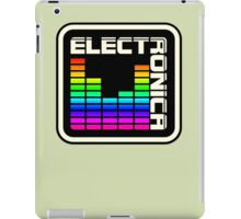 Electronica Colorful Meter iPad Case/Skin