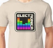 Electronica Colorful Meter Unisex T-Shirt