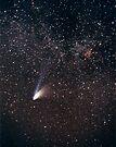 Comet Hale-Bopp by Duncan Waldron