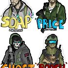 All those MW2 boys! by Squeakierhippo