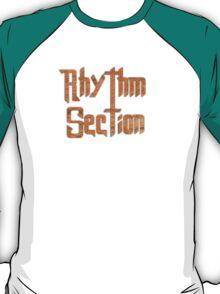 Rhythm Section Music  T-Shirt