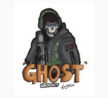 Ghost 'Simon Riley' T-Shirt