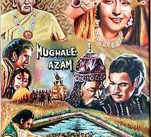 MUGHAL-E-AZAM by Mangal Singh