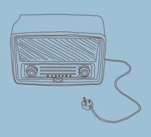 Radio by Hema Sabina