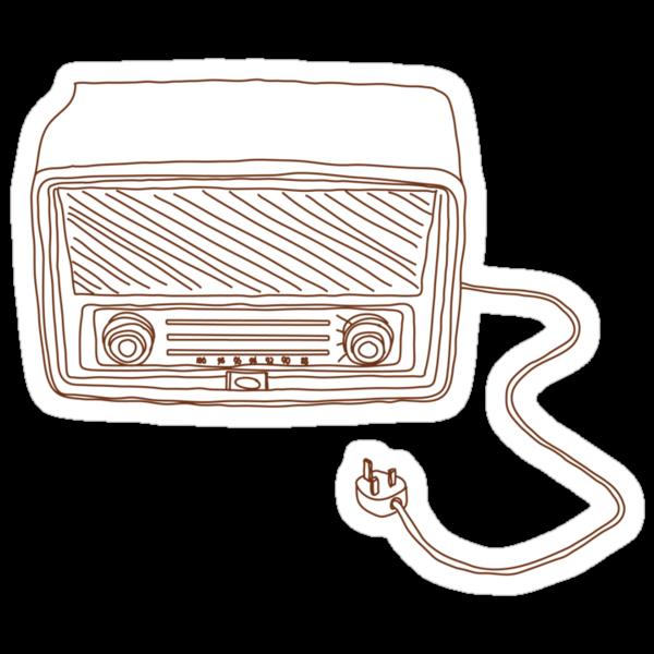 Radio by Hema Sabina