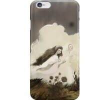 From the mist iPhone Case/Skin