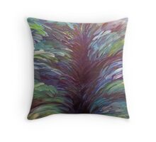fountain of ambiguity Throw Pillow