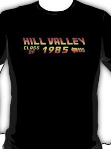 Hill Valley Class of 1985 T-Shirt